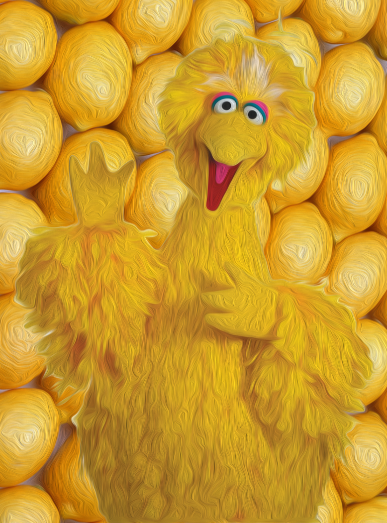 big bird lemons