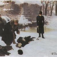 F is for Friday: Russian Realism