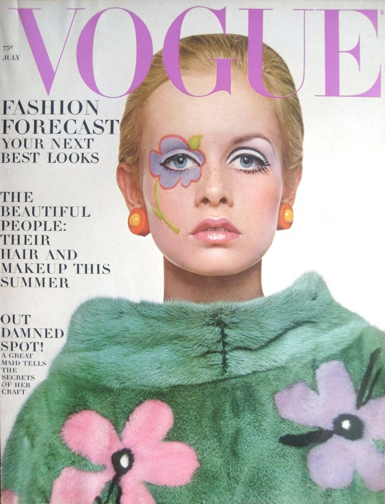 vogue twiggy