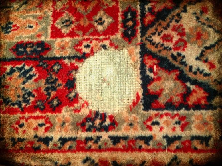 carpet crop circle