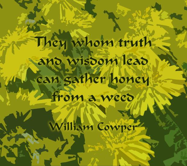 cowper quote
