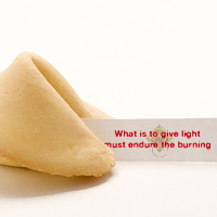 Fortune Cookie 12