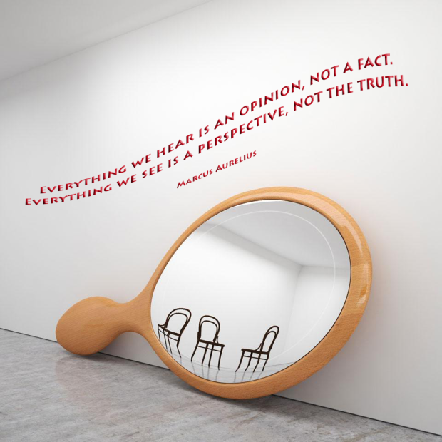 aurelius mirror quote