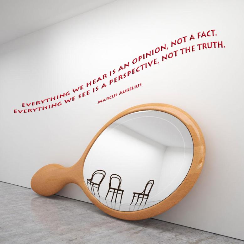 aurelius mirror quote