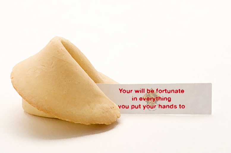 fortune cookie 45