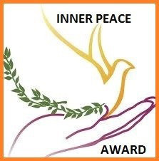 inner peace award badge