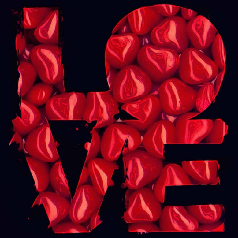 tagged l love