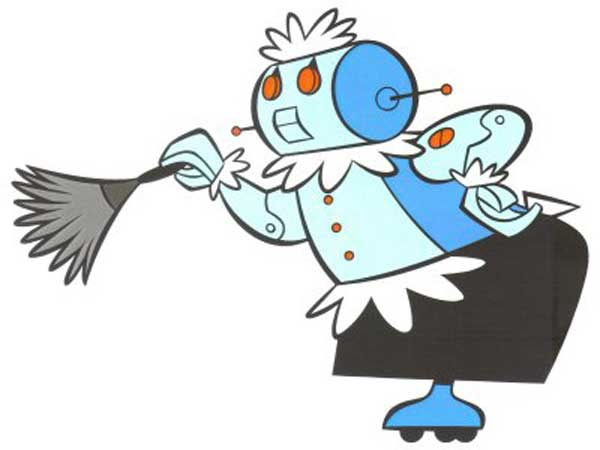 rosie the robot